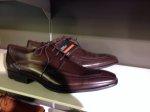 brązowe eleganckie buty